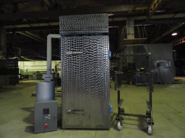 Термодымовые камеры kmz предназначены для 1-й стадии ферментации термически необработаных мясных продуктов